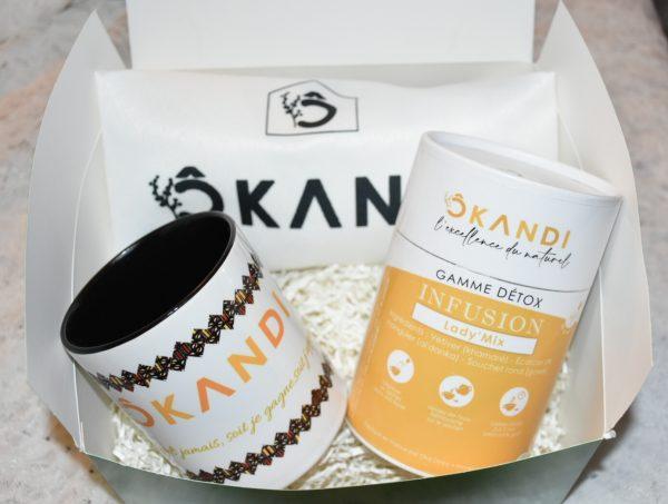 box Okandi lady'mix